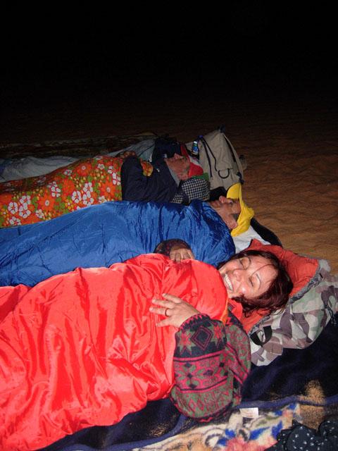 En+spennende+natt+under+stjernehimelen+i+Sahara.+