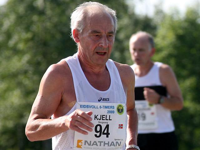 Veteranmester+i+M65-69+ble+Kjell+Skogvang+som+l%F8p+63%2C318+kilometer+p%E5+6+timer.+Ikke+noen+vanlig+pensjonistdose+akkurat.
